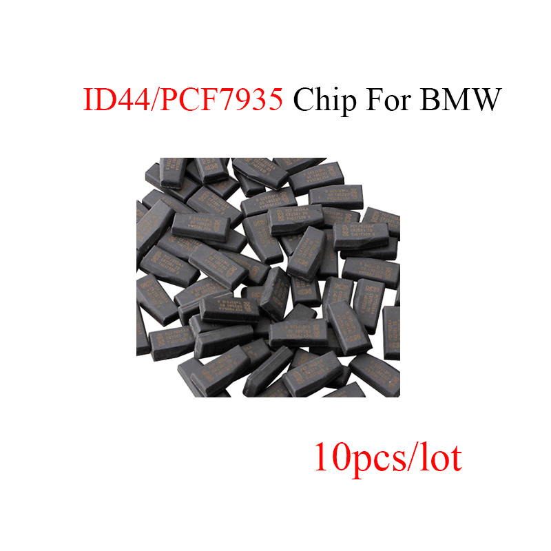10pcs/lot Car Key Chip ID44 ID46 ID48 Transponder Chip Carbon PCF7935AA PCF7936/PCF7936AS