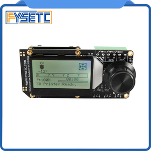 Image 1 - AIO השני V3.2 Mainboard כל באחד השני 32 קצת MCU 32bit ST820 נהג 256 Microsteps בקר לוח תמיכה מרלין עבור 3DP/CNC