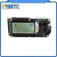 Aio ii v3.2 mainboard tudo em um ii 32bit mcu 32bit st820 driver 256 microsteps placa de controlador suporte marlin para 3dp/cnc