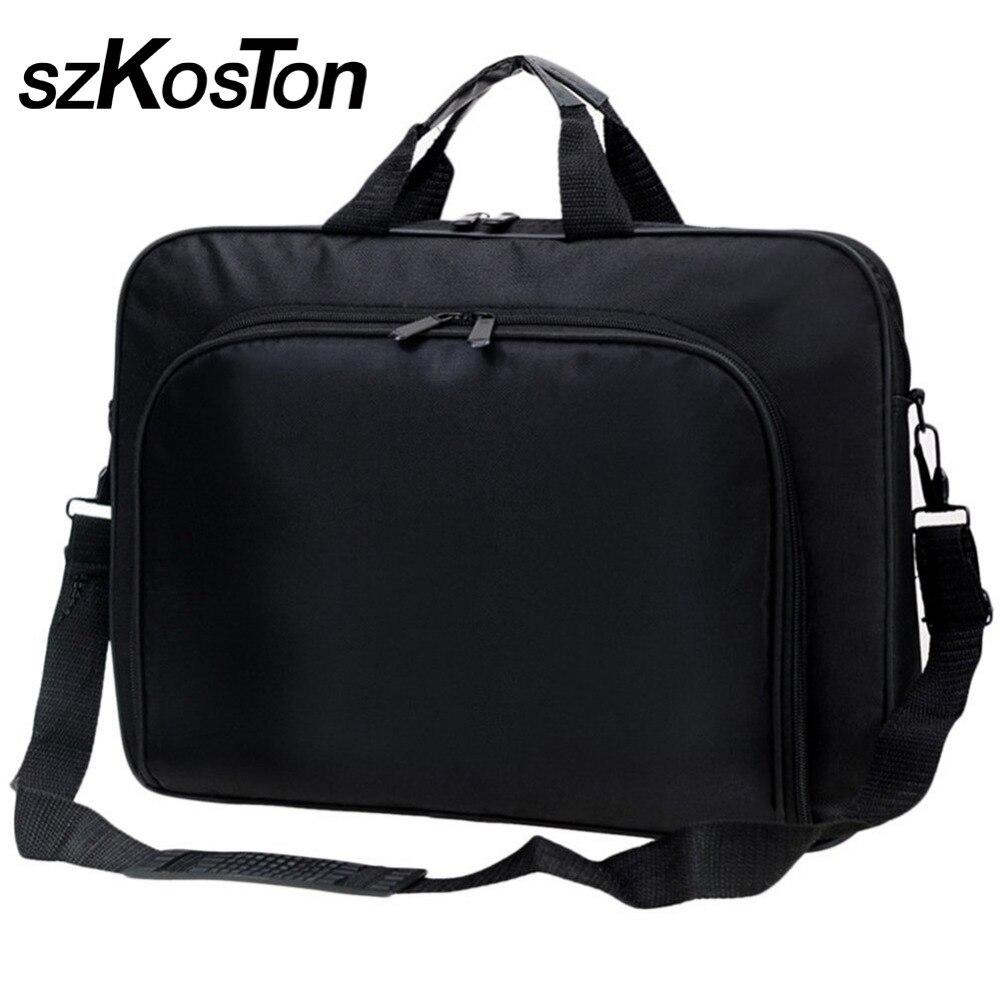 Laptop Bags Sleeve Notebook Case Portable Business Tablet Handbag Shoulder Bags Multifunction for men women