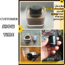 Mini Wireless Bluetooth Speaker Portable Stereo Handsfree Music Square Box