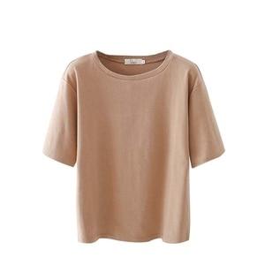 Korean Style Short Sleeve T-sh