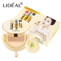 LIDEAL Luchtkussen BB Cream Soja Poeder Whitening Hydraterende Olie Controle Concealer Foundation Blote Beauty Make Up