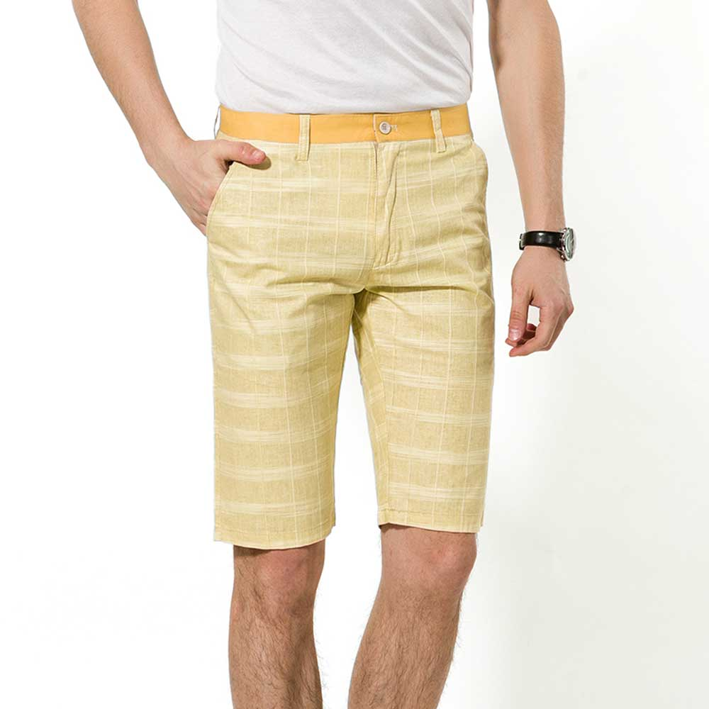 Online Buy Wholesale mens checked shorts from China mens checked ...
