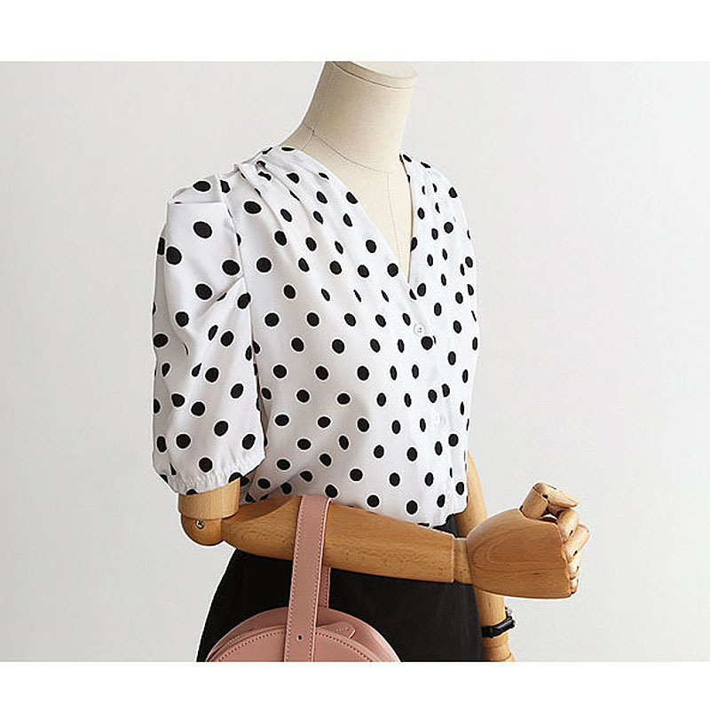 6218501087e BOBOKATEER plus size womens tops and blouses fashion blusas mujer de moda  2019 ladies tops chiffon