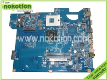 laptop motherboard for Gateway nv54 MBWDG01001 DDR2 Mainboard full tested free shipping