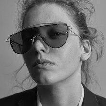 Adewu Italia Diseñador original gafas de Sol de Mujer de Marca de Lujo Steampunk Gafas de Sol Del Ojo de Gato gafas de sol gafas de mujer de marca
