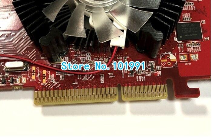 Nouvelle carte graphique vidéo ATI HD3650 AGP 512 mo DDR2 AGP 8x avec CD - 3