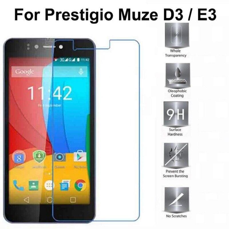 Купить Для Prestigio Muze D3 E3 B3 K3 B7 A7 Grace Z5 D5 LTE смартфон Стекло высокое качество защитная пленка взрыв- доказательство Экран на Алиэкспресс