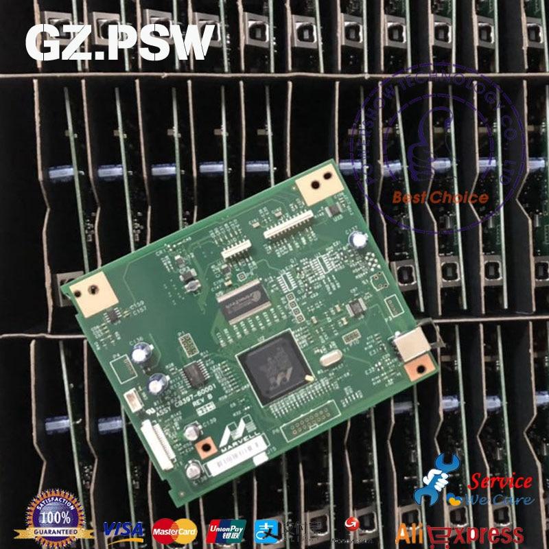 Original Formatter Board PC Board Logic Board Mainboard CB397 60002 CB397 60001 For HP M1005 M1005MFP