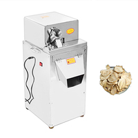 Vertical herbal medicines slicer Chinese medical herbs cutting machine Astragalus slicing machine 1500W 220V/50Hz HBQ 607
