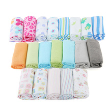 Get more info on the Baby Diaper Cotton Cloth Diapers Reusable Washable 100% Cotton Birdseye Fabric Breathable Cute Cartoon Printing 50*36Cm
