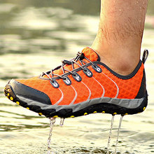 BACKCAMEL Outdoor Men and Women Couple Creek Shoes Walking Water Shoes Wading Shoes Breathable Waterproof Hot Sale Size 38-44