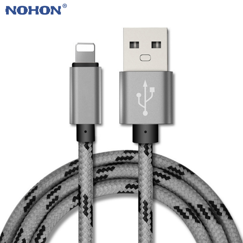 3m USB Cable For IPhone Xs Max XR X 10 8 7 6 S 6s Plus 5 5s SE IPad Mini Fast Charging Mobile Phone Charger Cord Data Long Wire