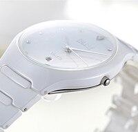 DALISHI Famous Brand Ceramic Men Watch Male Business Dress Wristwatch Mens Quartz Casual Hour 30M Swimming Clock Relojes Hombre