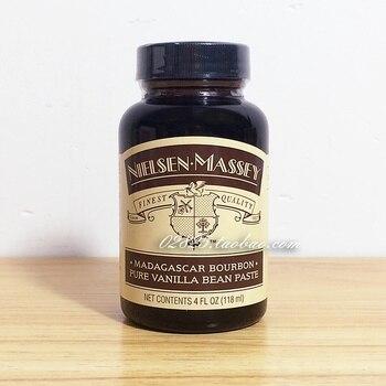 Herbal Seeds American NIELSEN-MASSEY Natural Vanilla Sauce Vanilla Extract instead of Vanilla 60ml/118ml/944ml фото