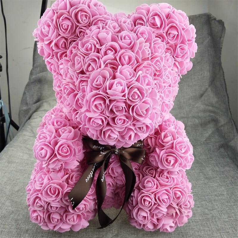 216USD Rose bunny