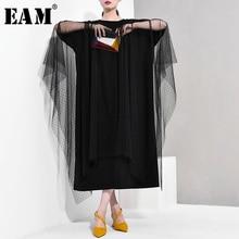 uzun siyah boy elbise