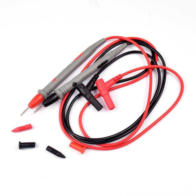 Image 5 - 1Pcs DT830B AC/DC LCD Digital Multimeter 750/1000V Voltmeter Ammeter Ohm Tester High Safety Handheld Meter Digital Multimeter-in Multimeters from Tools