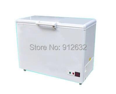 -25 Grad Energiesparende Brust Gefrierschrank, Horizontale Einfrieren Medizinische Verwendung Kühlschrank Impfstoffe Industrielle Experiment Box