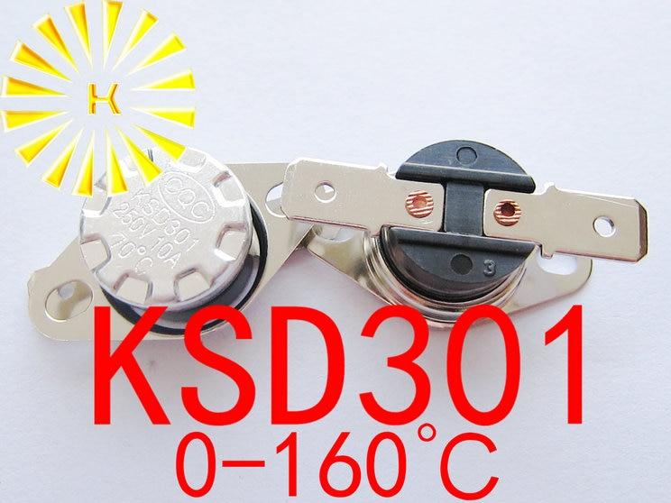 Interruptor De Temperatura Termostato-UK Nuevo KSD301 30 ° C grados Celsius N.O
