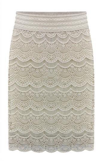 Falda 2017 del cordón atractivo de las mujeres de cintura alta bodycon faldas mujer saia curta negro feminino vintage formal hembra