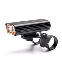 7000 Lumen Cycling Lamp Flashlight Bicycle Front Light Rechargeable Bike Lights Dual LED Headlight Torch Bicycle Accessories