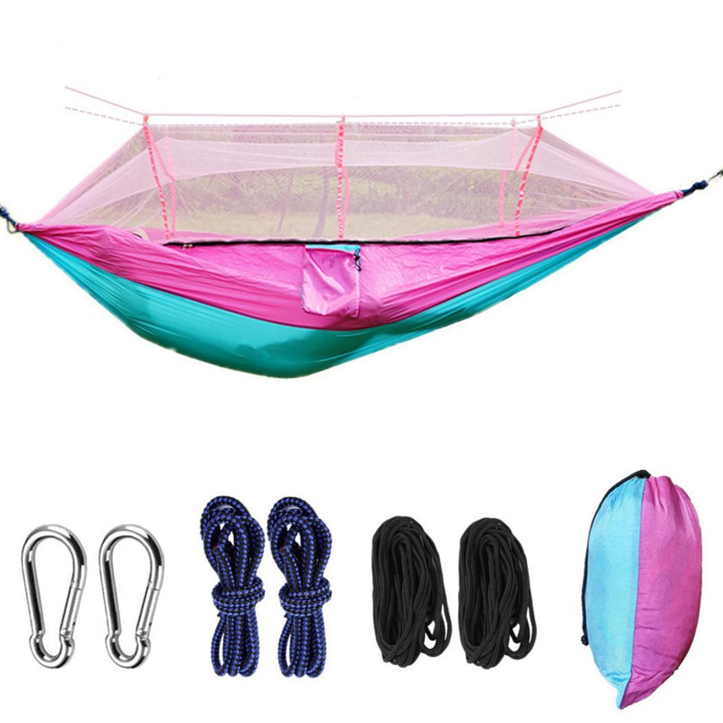 New Indoor Outdoor Comfort Durability Extra Long Yard, Bedroom, Porch And So On. Bed Large Set Hammock 0.7kg