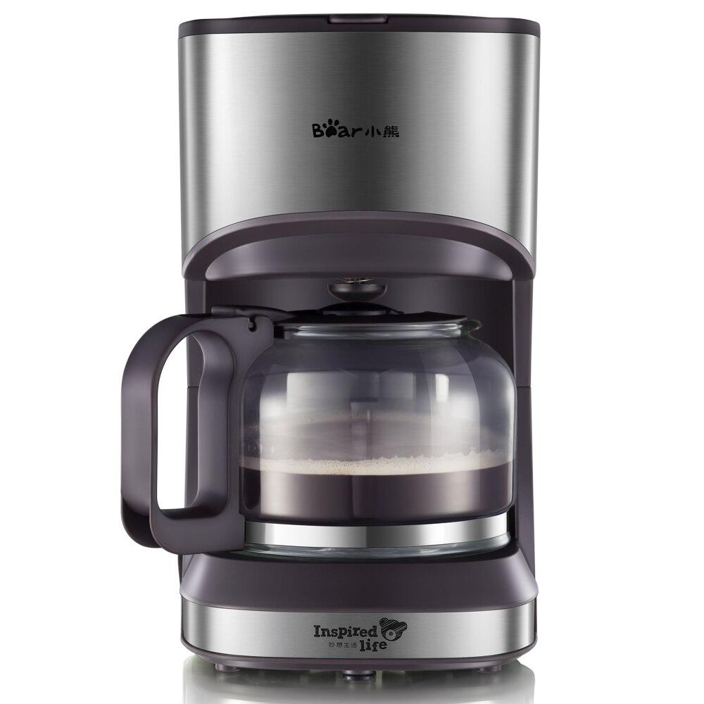 Bear 220V Coffee Maker Espresso Machine High Quality Home Appliances 0.7L kami l espresso oro 1кг