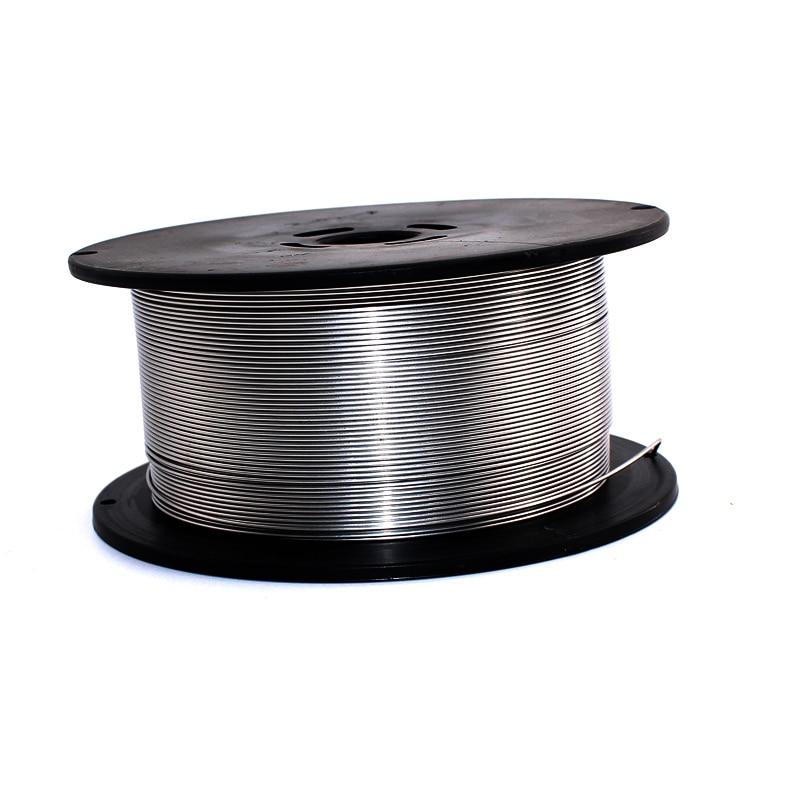 E71T-1C Flux Cored Welding Wire/Solder Wire Gas Protection 0.8mm/1.0mm Welding Machine Tools/Accessoies/Carbon Steel 0.5Kg