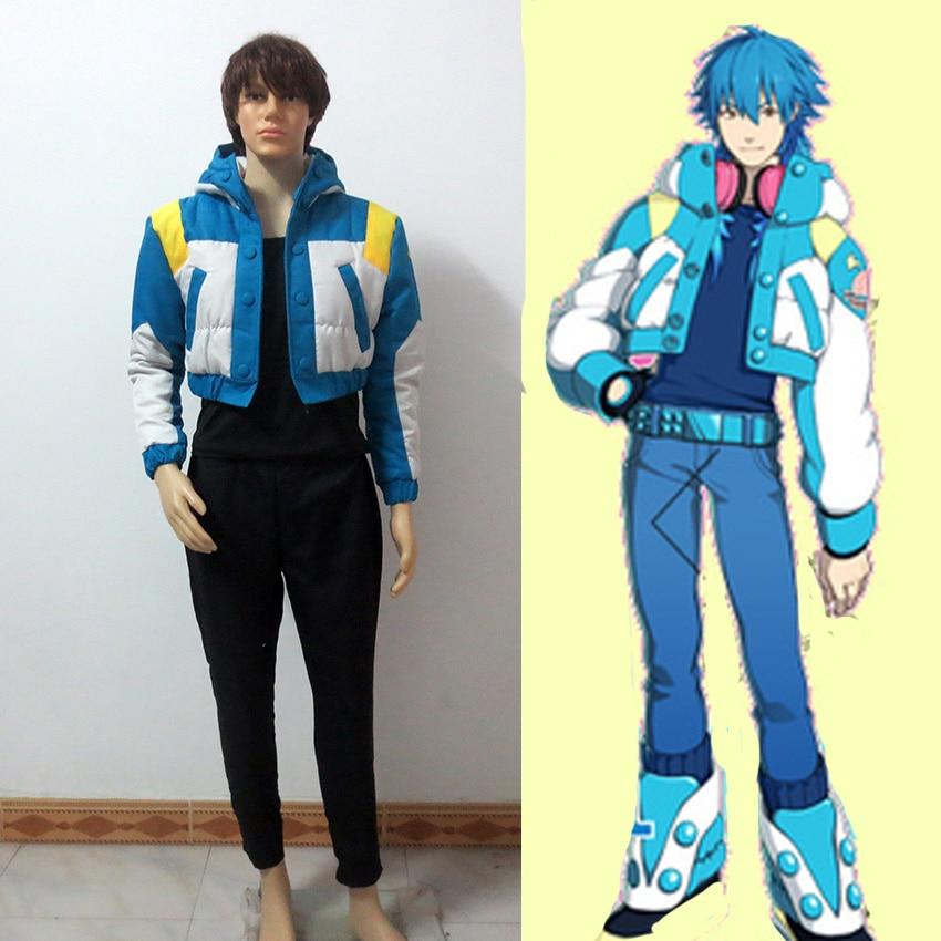 Dramatical Murder Aoba Seragaki Cosplay Costume Seragaki Aoba Cosplay Free Shipping