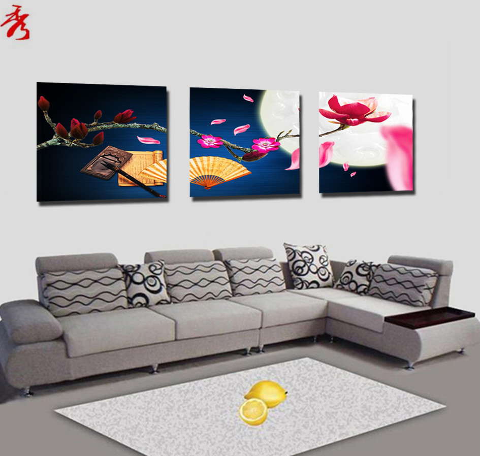 Online kopen wholesale chinese fan schilderij uit china chinese ...