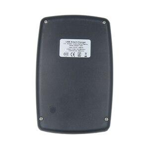 Image 5 - 4 Slot LED affichage Intelligent Ni zn Batterie Chargeur Pour NIZN AA AAA 1.6V LiFePo4 16340 14500 10440 3.2V Chargeur De Batterie Rechargeable