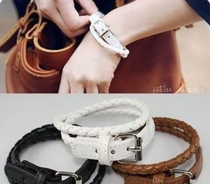 accessories general lovers multi-layer knitted strap type bracelet
