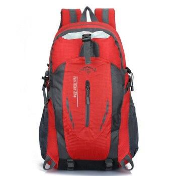 Men Backpack mochila masculina Waterproof Back Pack  Designer Backpacks Male Escolar High Quality Unisex Nylon bags Travel bag 4