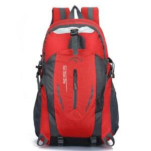 Image 4 - Men Backpack mochila masculina Waterproof Back Pack  Designer Backpacks Male Escolar High Quality Unisex Nylon bags Travel bag