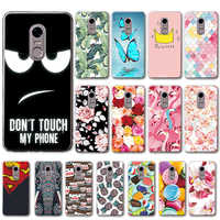 Newe Arrival Various Case For TP Link TP904A TP904C Flower Painted Skin Back Cover for TP-LINK Neffos X1 Lite Shell Fundas Bags