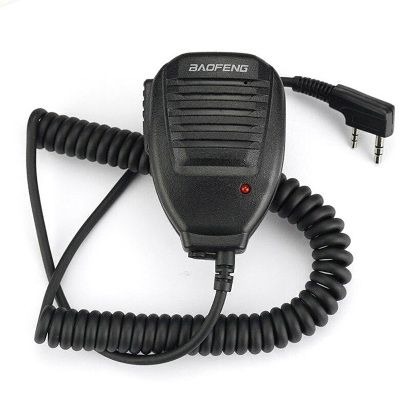Baofeng Lautsprecher-mikrofon für Baofeng walkie talkie UV-5R UV-5RA/B/C/D/E UV-3RPlus BF-888S UV-82 Dual Band Ham Zwei-wege-radio