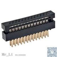 M50-3801042 [10 + 10 DIL IDC ML  תקע Au מעבר]