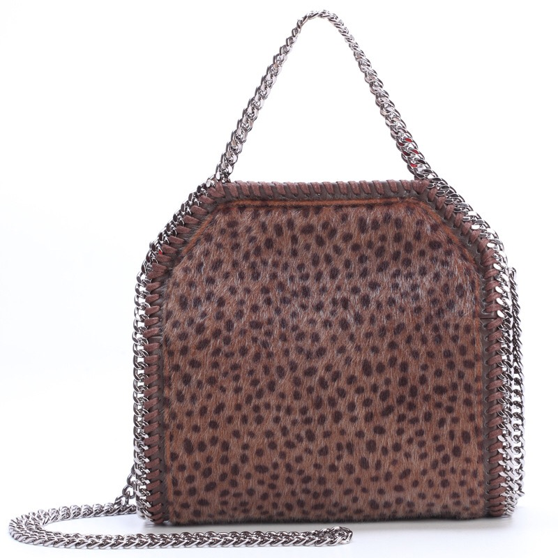 luxury Mink hair handbags women's bags designer higt quality bags for wonan brand bag 2019 ladies female hand bags Chain
