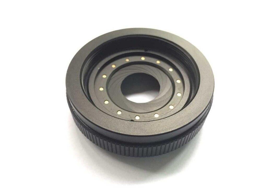 New diaphragme à IRIS ouverture blade avec M42 x1mm fil boîtier
