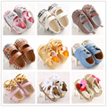 Spring/Autumn blue Princess Shoes gold First Walkers Footwear pink Toddler Soft Sole Shoes 11cm/12cm/13cm Free shipping