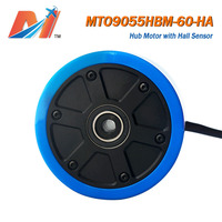 Maytech Hub motor in wheels Drive Electric Vehicle for overboard electric