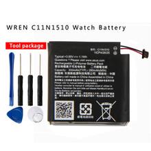 Orginal C11N1510 battery for Asus Watch Battery For 300mAh