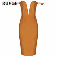 Women Bodycon Dress 2018 Summer Sexy Cocktail Bandage Party Dress Vestidos High Quality Rayon Off The Shoulder Bandage Dress