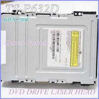 Nieuwe DVD + R/RW DRIVE Model TS-P632A/SDBH Record Driver TS-P632A Optische pickup Loader TS P632D TS-P632