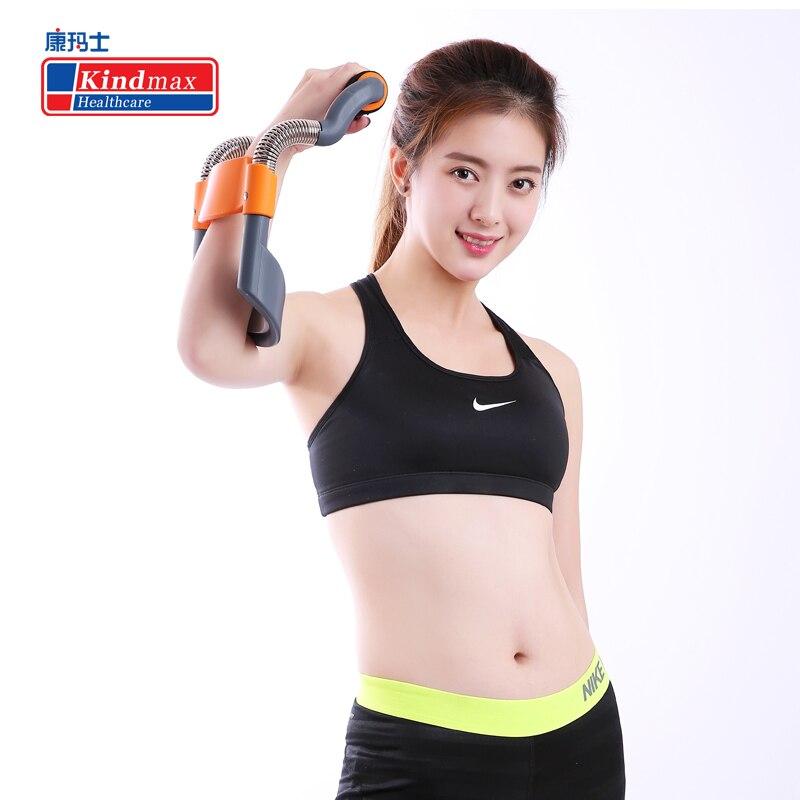 Kindmax des Mains de La Santé-musculaire Développeur Main Pince Puissance Poignet Exerciseur Équipement de Gym à Domicile Assessories