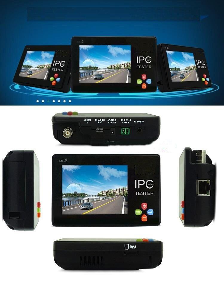 все цены на  Free shipping!IPC-1600 Portable Wrist 3.5