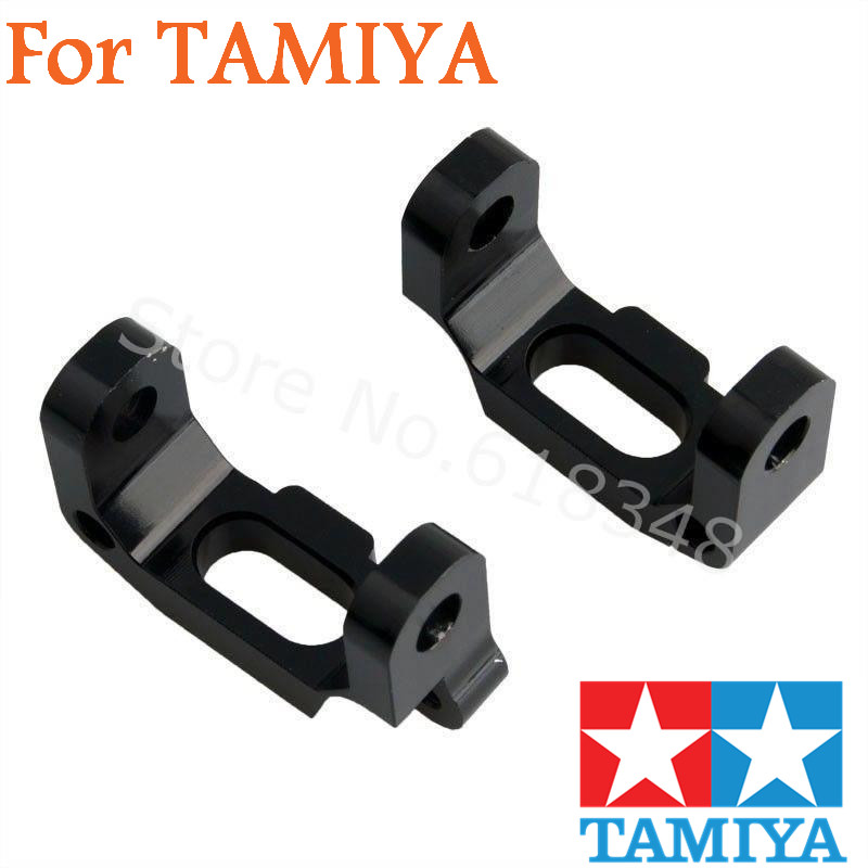 OEM Metal Aluminum Front C Hub Carrier (L/R) For 1:10 TAMIYA 1/10 CC01 CC-01 OP Upgrade Parts