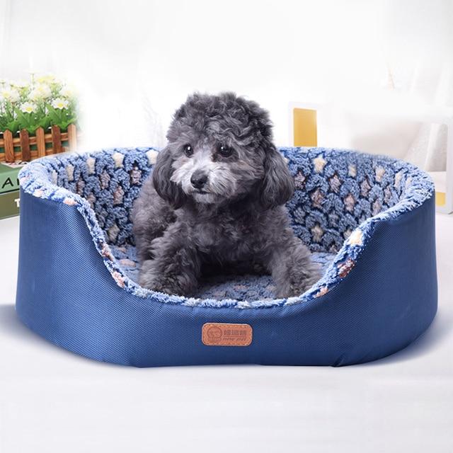 Per tutta La Stagione Pet Base Del Cane Staccabile Cucciolo di Gatto di Casa Sta